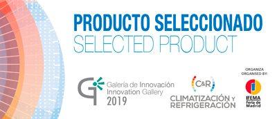 Tewis seleccionado en la GALERÍA DE INNOVACIÓN C&R 2019
