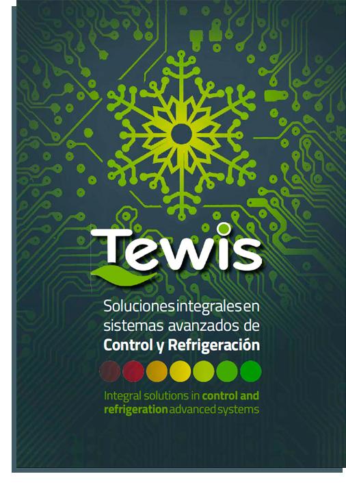 TEWIS catálogo general español inglés