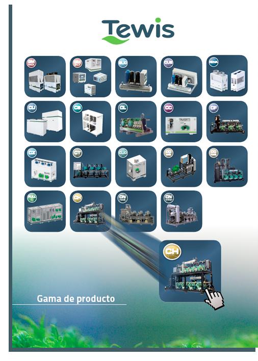TEWIS gama de producto