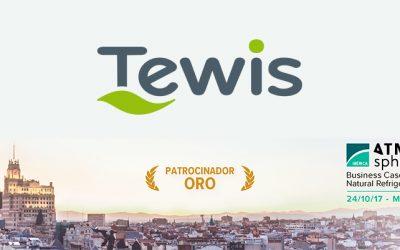 Tewis en ATMOsphere Ibérica
