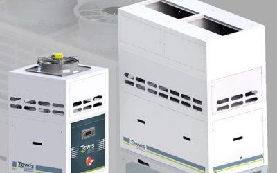 NOVA gama de unidades compresoras con condensador