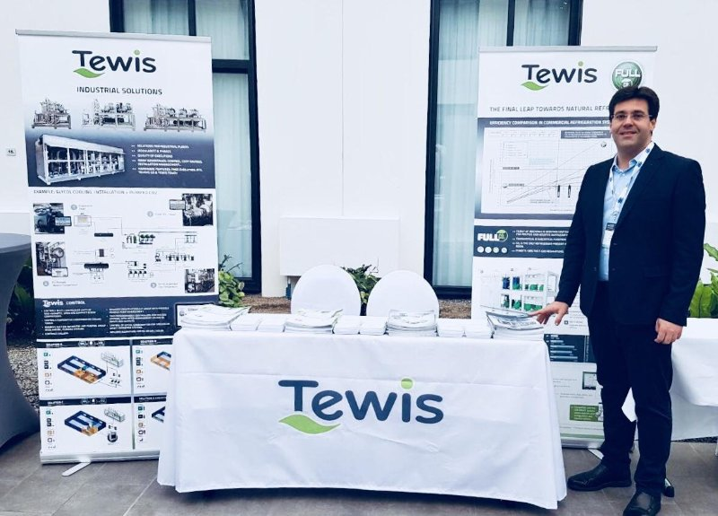 Tewis, participación en ATMOeurope